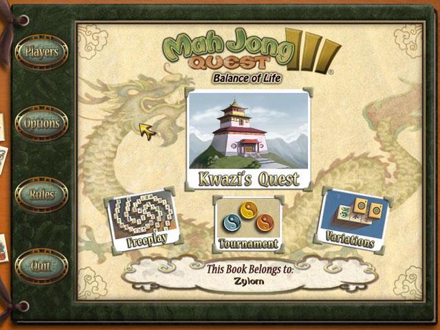 Скачать бесплатно MahJong Quest 3: Balance of Life. скачать игры бесплатно