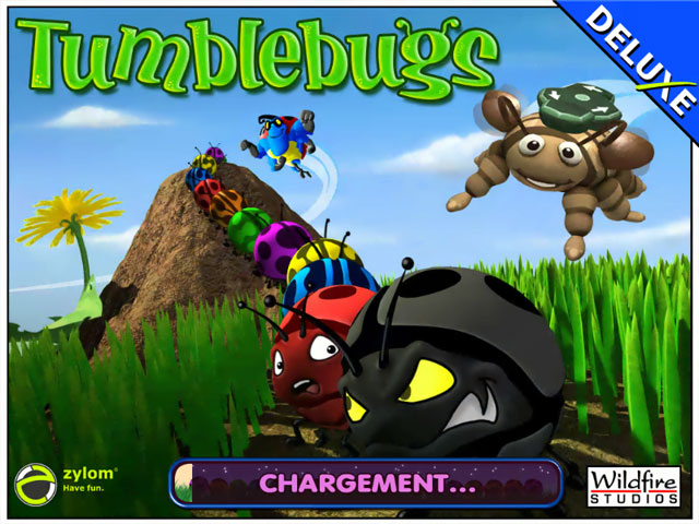 tumblebugs deluxe ( Net) preview 0
