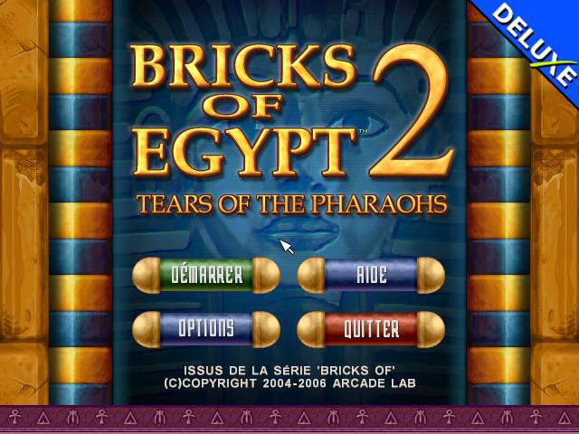 Bricks of Egypt 2 Deluxe + crack preview 0