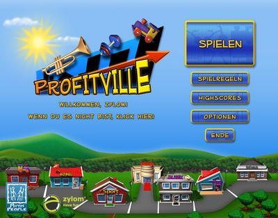 Screenshot für Profitville Deluxe