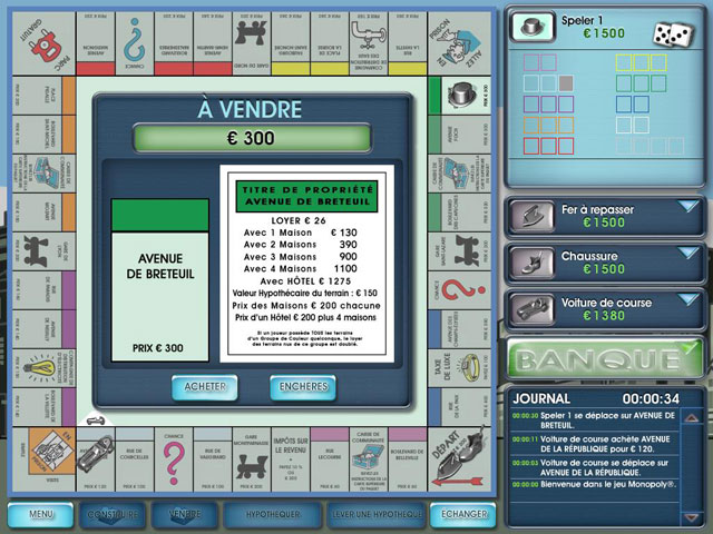 Monopoly De Luxe preview 3