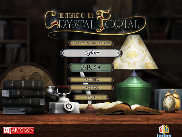 The Mistery of The Crystal Portal