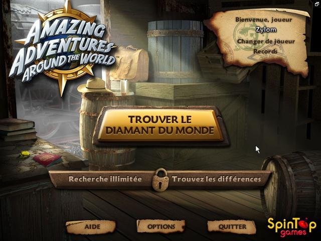 Amazing Adventures Around the World En Francais par Cryptic preview 0