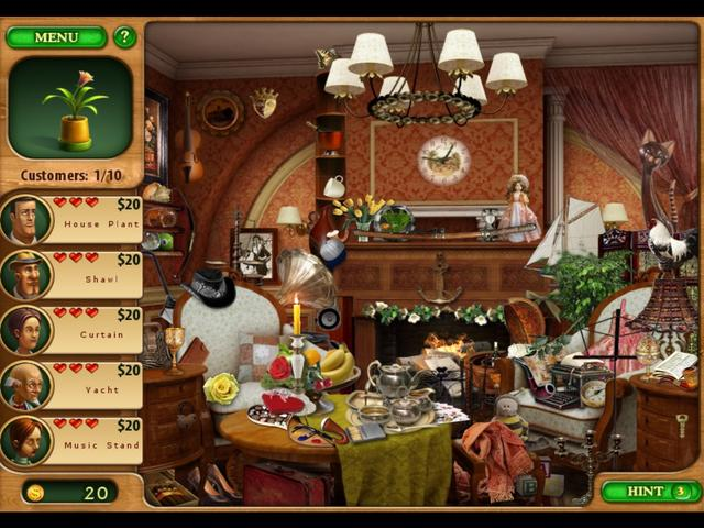 Mystery Games   Play Games Online   WildTangent Games