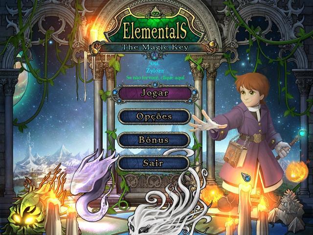 Элементали Волшебный Ключ Ключ К Игре