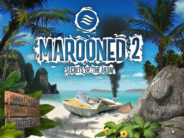 Marooned 2 Secrets of the Akoni Deluxe [PC |FR]