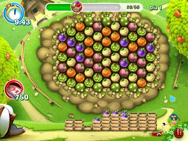 Необыкновенно веселая игра Зеленая долина несет в себе огромный