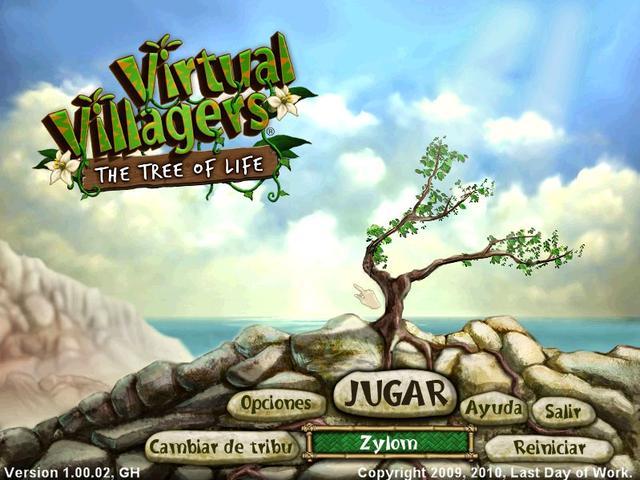 bettyboopz: Double Pack Virtual Villagers Deluxe en Español