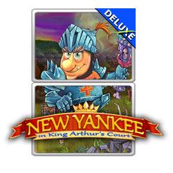 اللعبة الرائعة شبية المزرعة السعيدة المتطورة New Yankee in King Arthur's Court Deluxe