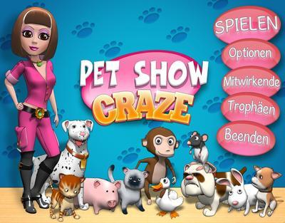 Pet Show Craze Deluxe.